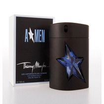 Perfume Angel Men Ruber Masculino 100ml Edt - Thierry Mugler