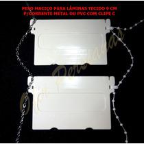 Corrente Inox Ou Pvc P/ Base Da Persiana Vertical -por Metro
