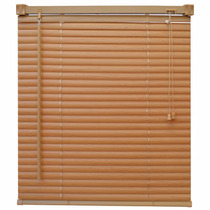 Persiana Pvc Wood L160xa160 Cm Textura Madeira Mel-evolux