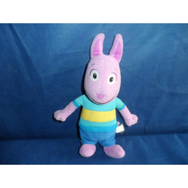 Austin Pelucia Backyardigans Usado 28cm Da Fisher Price 2006
