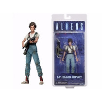 Boneco Lt Ellen Ripley Series 5 Aliens Neca 51372