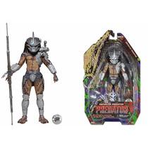 Boneco Enforcer Predador Neca Filme Predador Cinema Figura