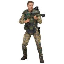 Neca - Aliens Série 2 - Sergeant Craig Windrix - 18 Cm