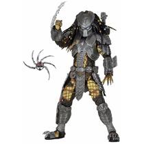 Predador Masked Scar - Alien Vs Predador Série 15 - Neca