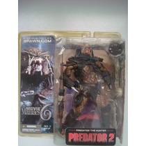 Predator The Hunter Mcfarlane Predador 2 Movie Maniacs 6