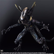 Aliens: Colonial Marines Lurker - Play Arts Kai Square Enix