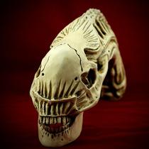Crânio Aliens X Predador 1:1 - Raridade!!!!