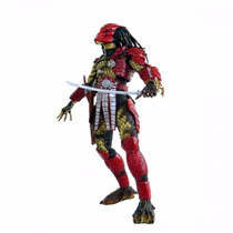 Predador Big Red Neca Toys Super Super Raro