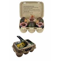 Alien Xenomorph Egg Facehugger Carton - Caixa De Ovos Aliens