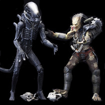 Alien Vs Predador Neca 20 Cm Exclusivo Pack Raro Frete 0.0