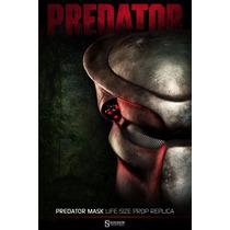 Máscara Predador 1:1 Predator Mask Sideshow Si-7902