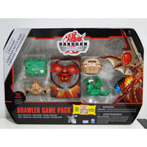 Bakugan Gundalian Invaders Brawler Game Pack #085