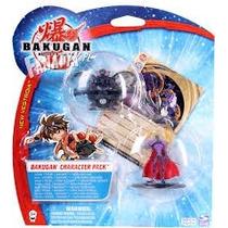 Bakugan Character Pack (darkus Percival) - Lacrado!!!
