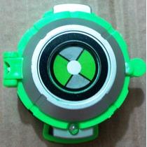 Relógio Lançador Disco Ben 10 Com Luz E Som Frete Grátis