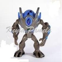 Boneco Ben 10 Ominiverse Supremacia-alien Fogo Fatúo Supremo