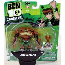 Promoção Saldão Ben 10 Gravattack Original Bandai