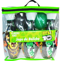 Jogo De Boliche Ben 10 - Líder Brinquedos