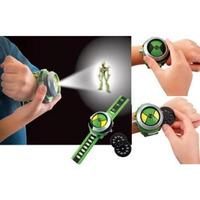 Relógio Ben 10 Omnimitrix Iluminator Bandai - Pronta Entrega