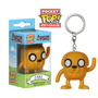 Chaveiro Jake Hora De Aventura Cartoon Network Vinil Funko