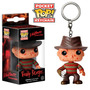 Chaveiro Freddy Krueger Horror Pop Pocket Vinil Funko