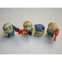Minion Minions Boneco Promo Brinquedo Antigo Mc Donalds