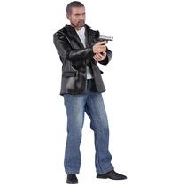 Hot Toys Lincoln Burrows Prison Break Frete Gratis