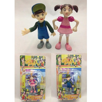 Kit Miniaturas Raras Turma Do Chaves: Popis + Godines