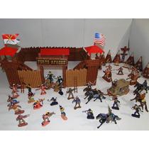 Forte Apache Gulliver Indios Cowboys Cavalos
