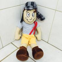 Boneco Do Chaves Pelúcia