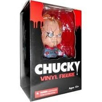 Chucky Figure O Boneco Assassino 16 Cm Stylized Roto Vinyl