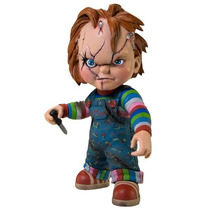 Child´s Play: Chucky Vinyl Figure - Mezco Action Figures