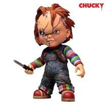 O Boneco Assassino Chucky Stylized Roto Vinyl Figure 16 Cm M