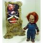 Mcfarlane Chucky Brinquedo Assassino Filme Terror 80 100% Dc