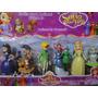 10 Bonecos Princesa Sofia Disney Bolo Festa Aniversario