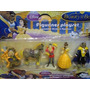 05 Bonecos Bela E A Fera Disney Bolo Festa Aniversario