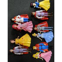 05 Pares Romantico Princesas & Principes Disney Branca Neve