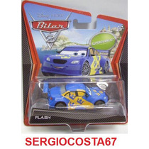 Disney Cars 2 Flash Nilsson Corredor Sueco