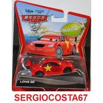 Disney Cars 2 Long Ge Corredor China Super Chase