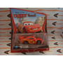 Disney Pixar Cars 2 Lightning Mcqueen W/racing Wheels