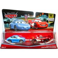 Disney Cars: Radiator Sprins Mcqueen & Sally