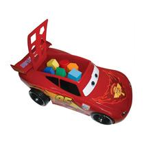 Carrinho Relâmpago Mcqueen Didático Roda Livre Disney Carros
