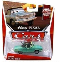 Rusty Rust-eze Cars Disney Carros