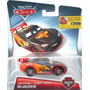 Disney Cars Carros - Lightning Mcqueen Carbon Racers