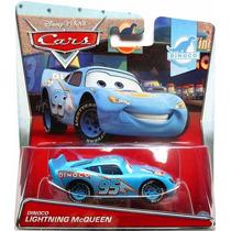 Disney Cars Carros - Dinoco Lightning Mcqueen Piston Cup