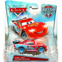 Disney Cars Carros - Lightning Mcqueen Ice Racer