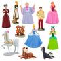 Disney Store Cinderella Deluxe Figure Play Set