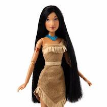 Disney Store Boneca Pocahontas 30cm Original E Licenciado