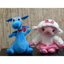 Kit Boneca Lambie + Felpudo Dra. Brinquedos Disney