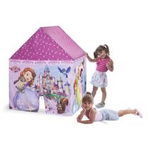 Barraca Infantil Castelo Princesa Sofia Multibrink