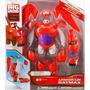 Big Hero 6 Baymax Armadura De Combate - Sunny / Bandai